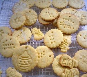 orange cardamom cookies 7