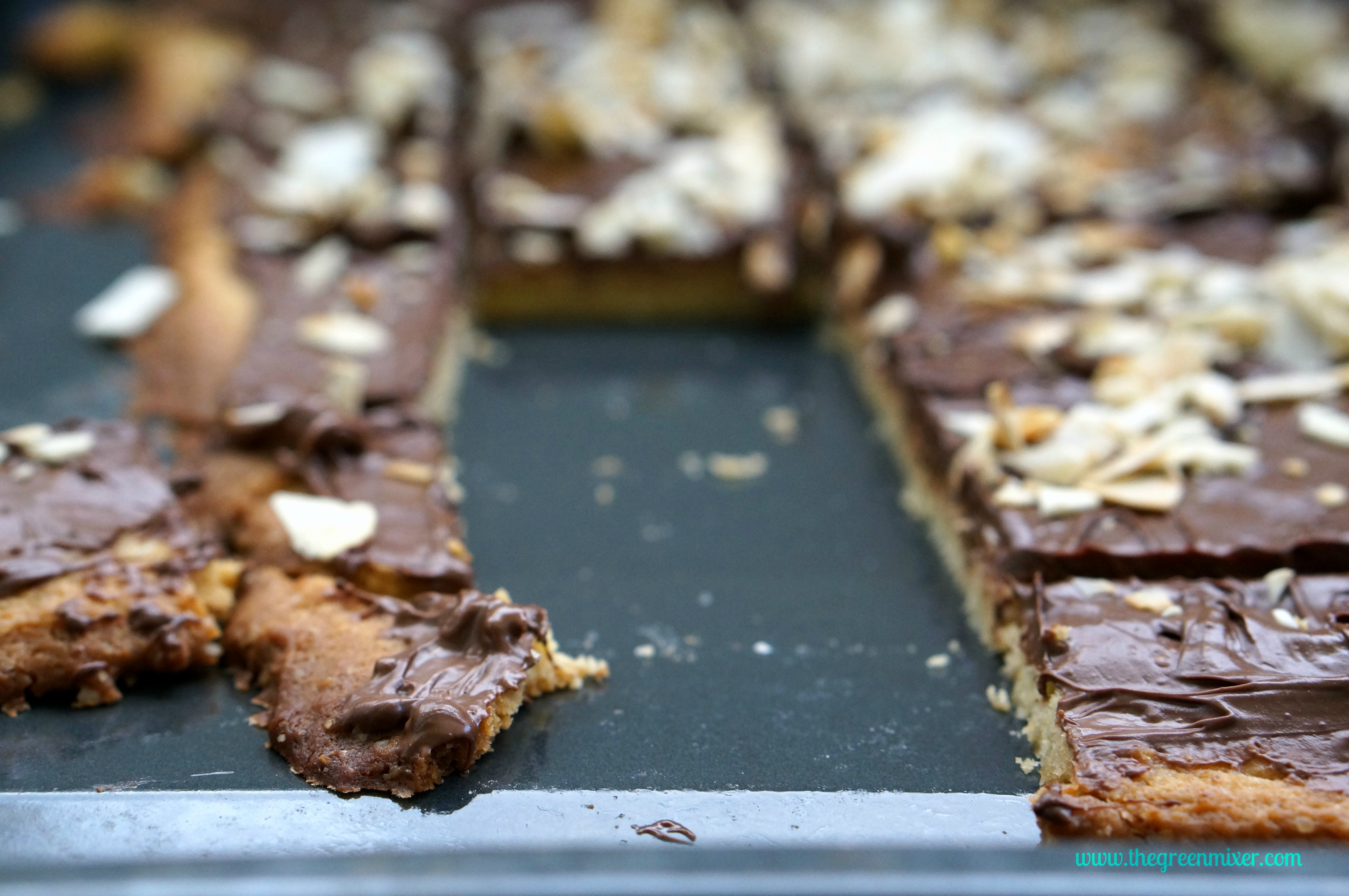 Cleta Bailey's Toffee Squares6