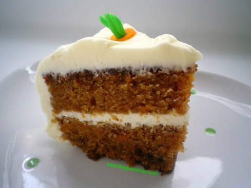Solid Gold Carrot Cake 2