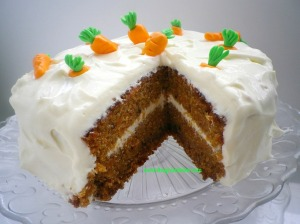 Solid Gold Carrot Cake 3