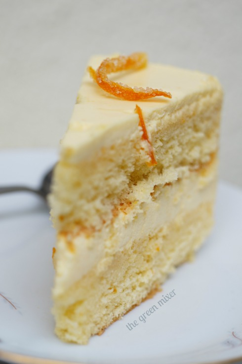 orange and cream cake 3