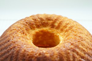 hot milk vanilla cake1