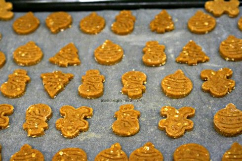 Baby Cereal Cookies 1