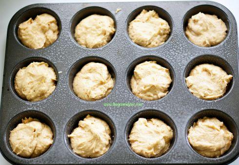 pumpkin doughnut muffins_mini