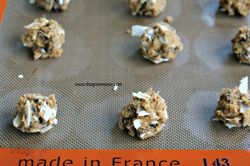 whole wheat choc coconut cookies2