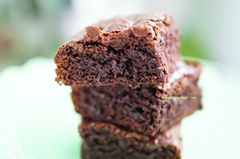 chocolate brownie 5