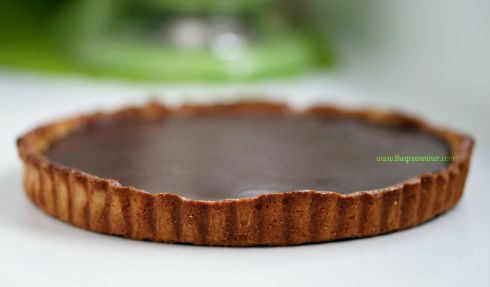 chocolate caramel & speculoos tart3_mini