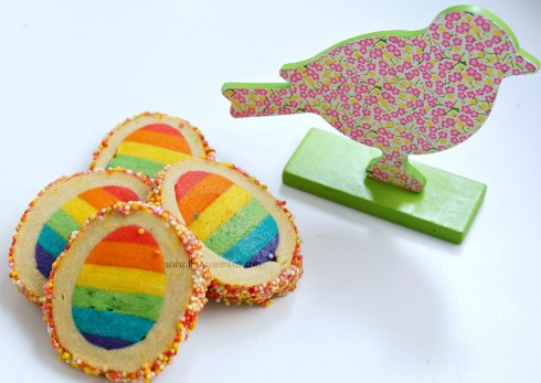 easter surprise inside rainbow cookies 2