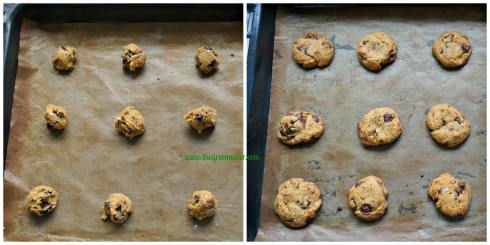 salted chocolate chunk cookies before after_mini