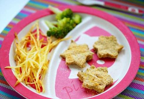 chicken vegie nuggets 3