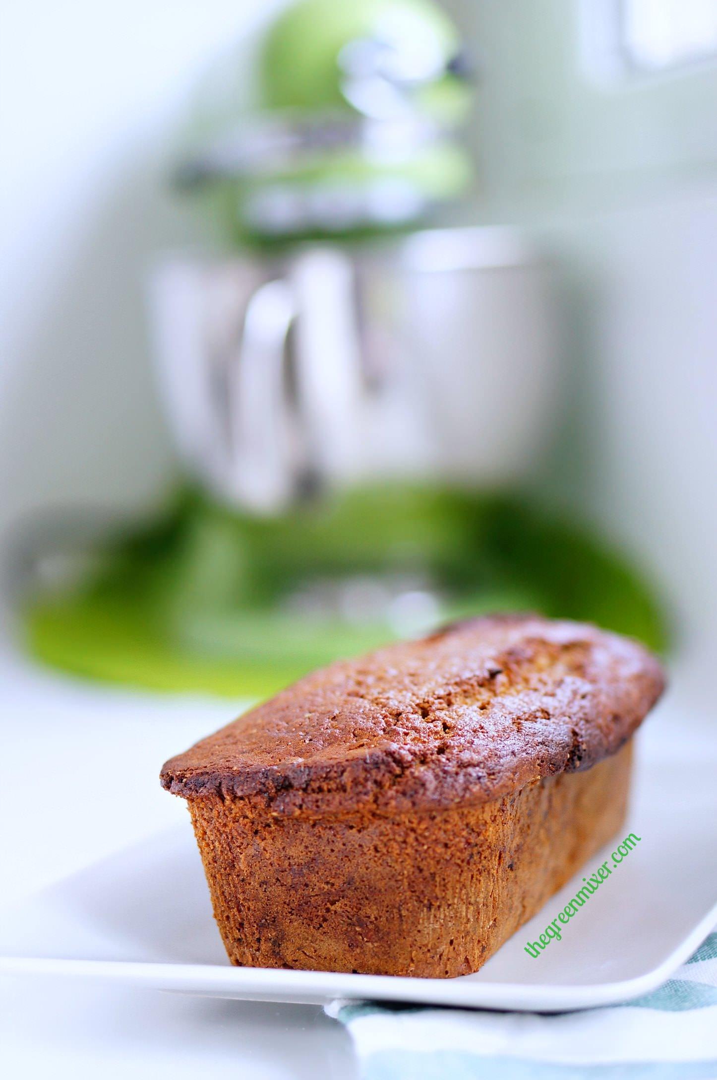Date Spice Loaf Recipe — Dishmaps